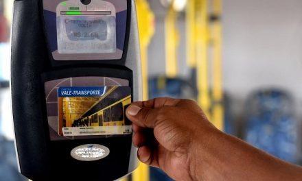 Vale-transporte pode ser pago em dinheiro?