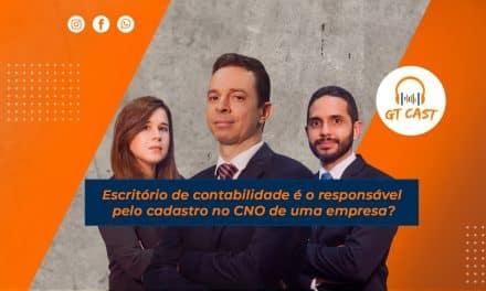 Escritório de contabilidade é o responsável pelo cadastro de uma empresa no CNO?